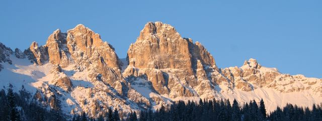 Rondreis Italië Veneto Dolomites gebergte