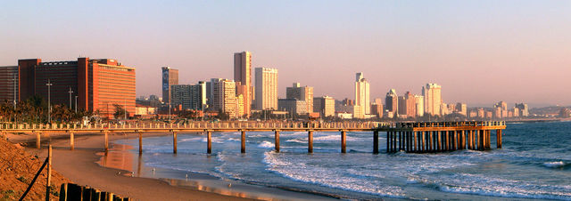 rondreis zuid-afrika Durban
