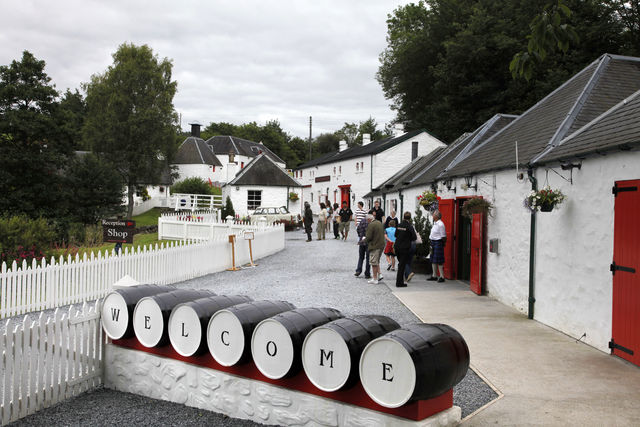Whisky tour Schotland 15 dagen   AmbianceTravel
