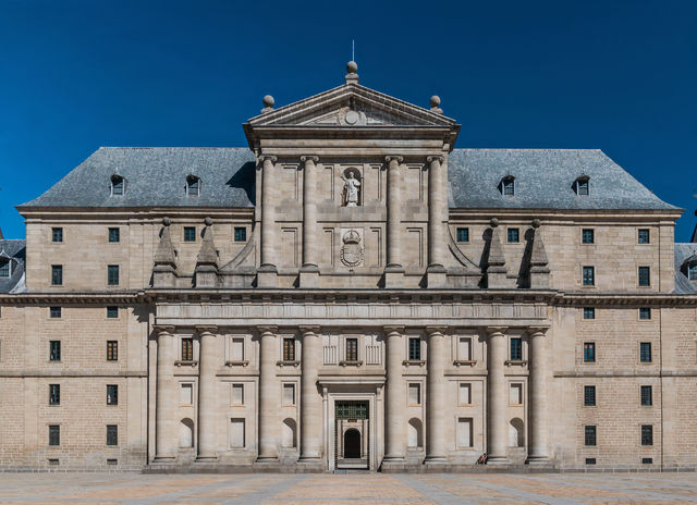 Rondreis Spanje Madrid El Escorial