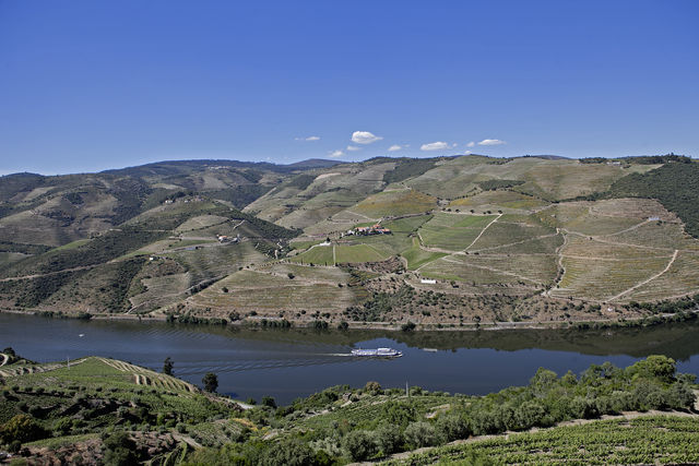 Portugal Covas do Douro uitzicht