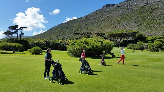 Rondreis Zuid-Afrika golf Kaapstad Clovelly golfclub
