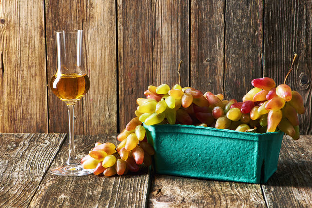 Rondreis Italië Slowfood Druiven Grappa