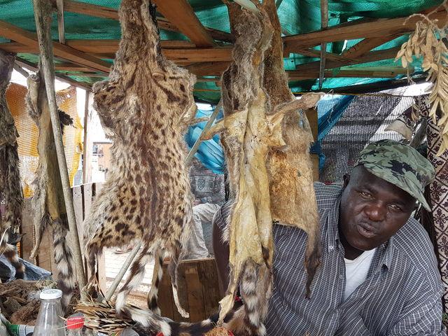 rondreis Zuid-Afrika Hazyview lokale markt
