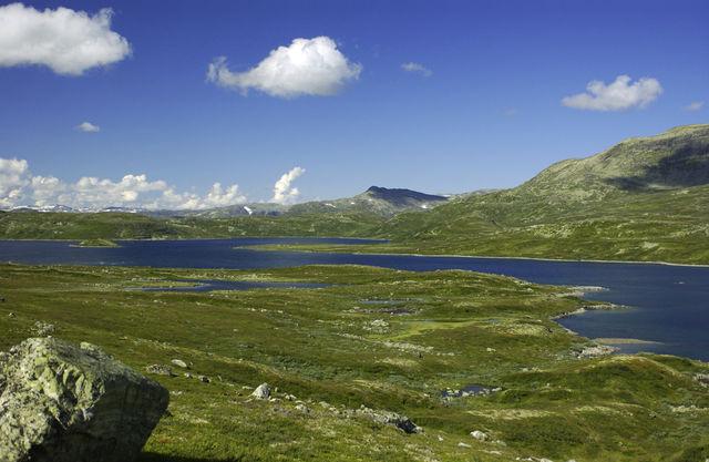 Hemsedal Geilo Noorwegen