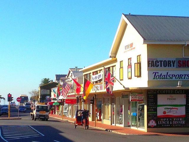 Rondreis Zuid-Afrika Hermanus winkels