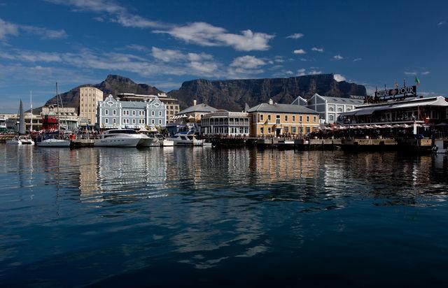 rondreis zuid-afrika kaapstad waterfront