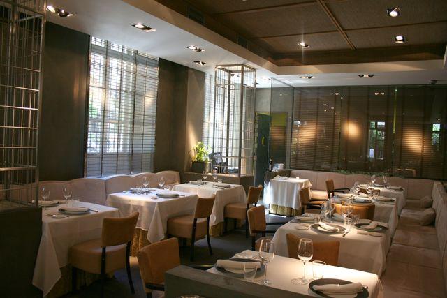 Villa Oniria Granada restaurant