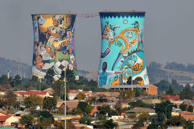 rondreis zuid-afrika Johannesburg Soweto