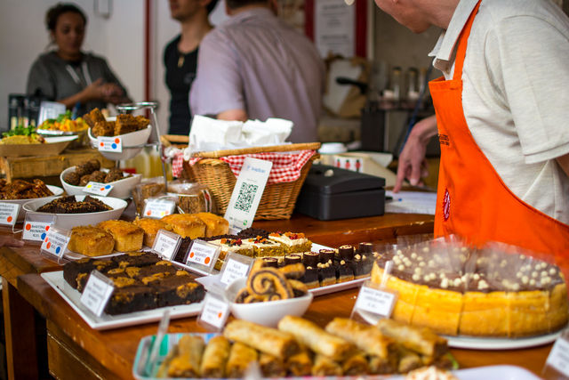 Kaapstad Old Biscuit Mill Food Market