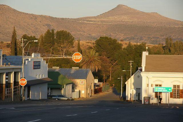 Rondreis Zuid-Afrika Kleine Karoo Route 62 onderweg