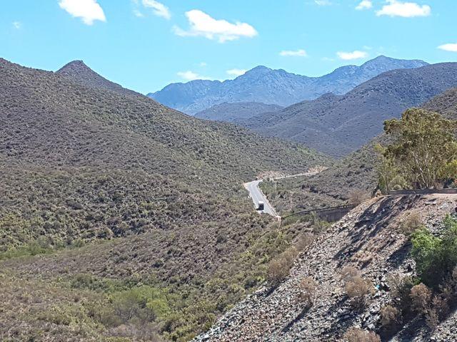 Zuid-afrika rondreis Kleine Karoo