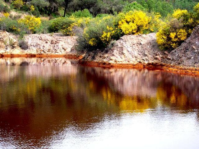 Grândola rivier Portugal