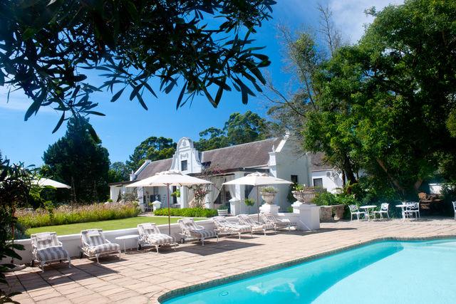 Rondreis Zuid-Afrika Lairds Lodge Plettenberg