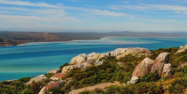 rondreis Zuid-Afrika Natuurgebied Langebaan Paternoster