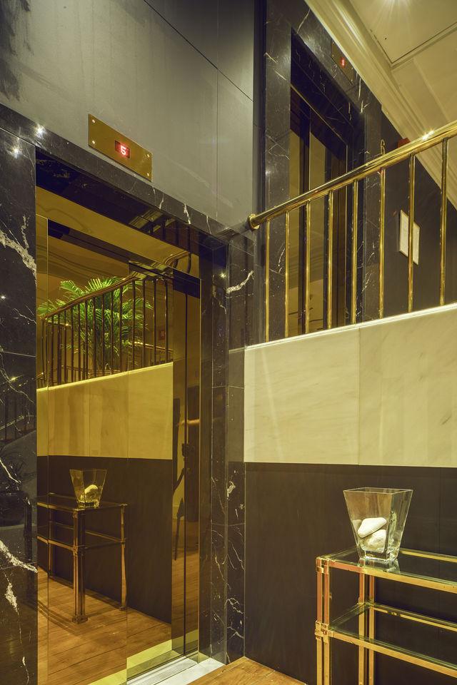 Lopez de Haro Bilbao lift