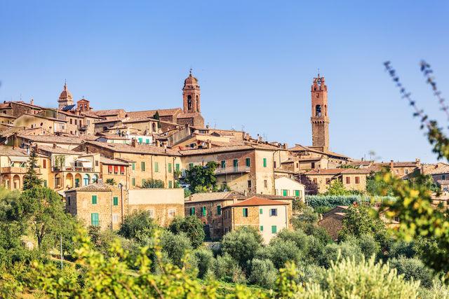 Rondreis Italië Toscane Montalcino