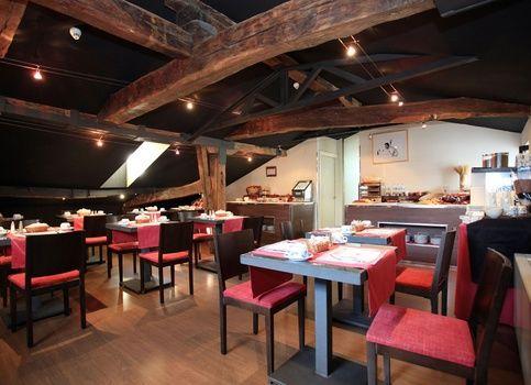 Petit Palace Arana Bilbao restaurant