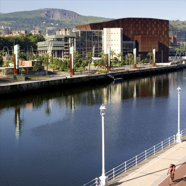 Bilbao Palacio Euskalduna Jauregia Spanje