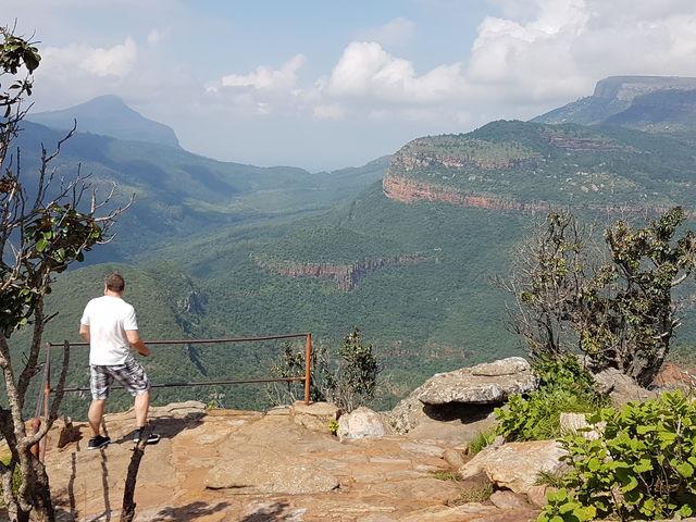 Rondreis Zuid-Afrika Panoramaroute uitzicht