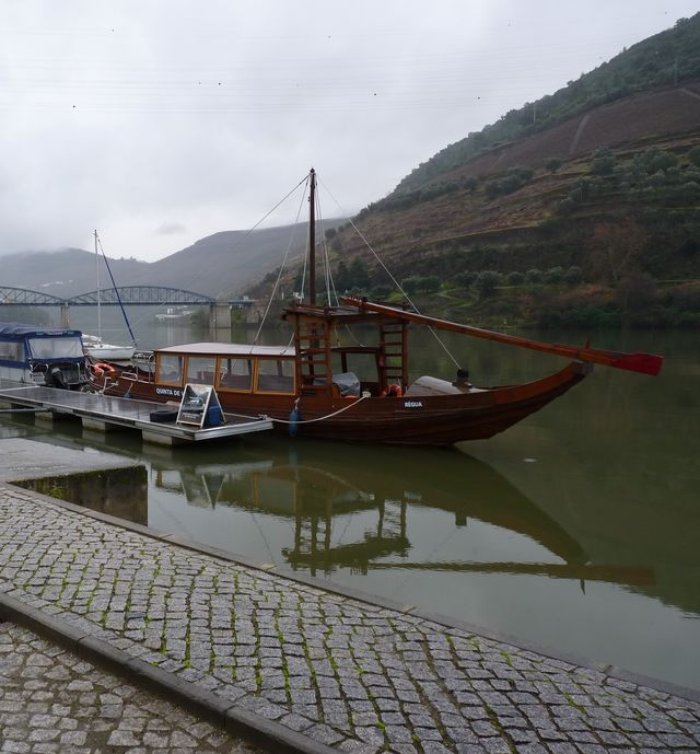 Rondreis Portugal Lissabon Covas do Douro boot