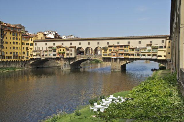 Rondreis Italië Toscane Florence Ponto Vecchio