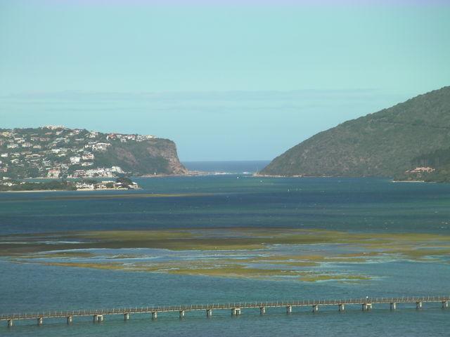 Rondreis Zuid-Afrika Tuinroute Knysna lagune