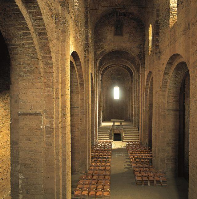kerk Sant Vicen Cardona Catalonië