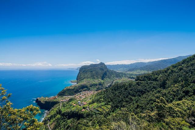 Rondreis Portugal Madeira Santana Faial