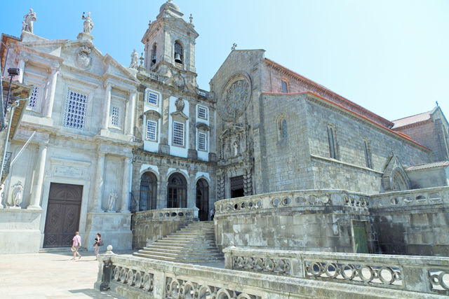 Portugal Porto Sao Francisco kerk