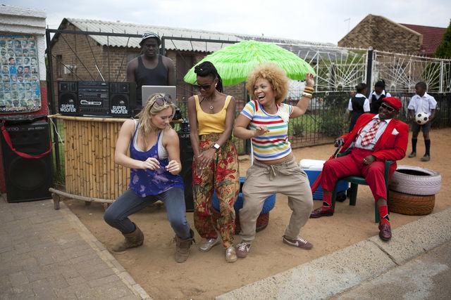rondreis zuid-afrika Johannesburg soweto dansers