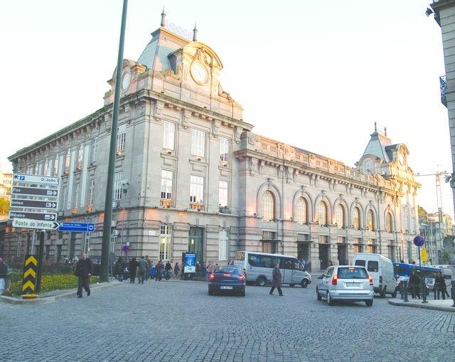 Rondreis Portugal Porto plein