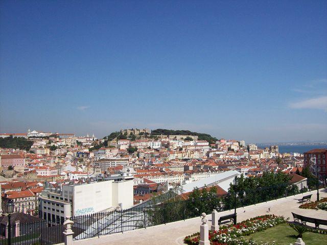 Portugal Lissabon stad