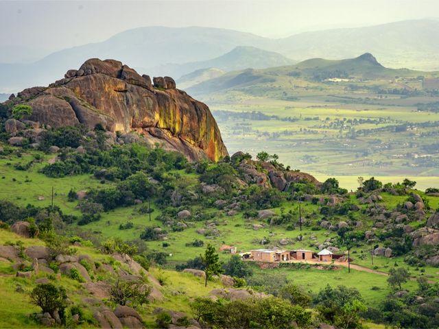 Rondreis Zuid-Afrika Swaziland