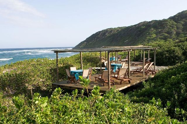 rondreis zuid-afrika Thonga Beach lodge