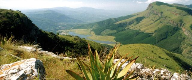 rondreis zuid-afrika Tzaneen bergen