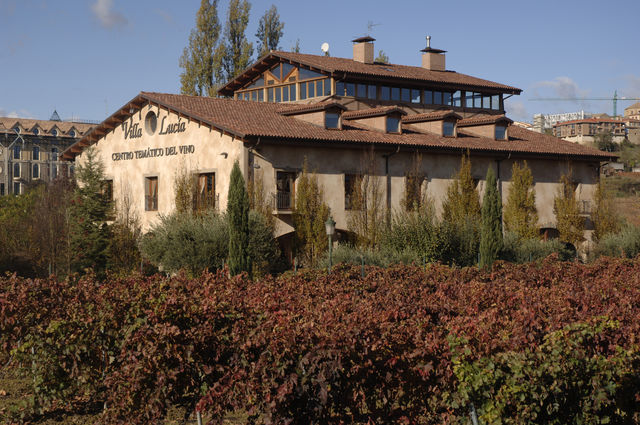 Rioja Villa Lucia Espacio Gastronomico