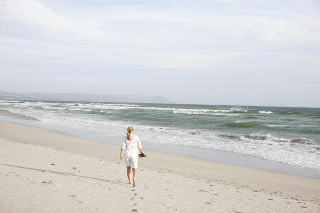Rondreis Zuid-Afrika Hermanus strand