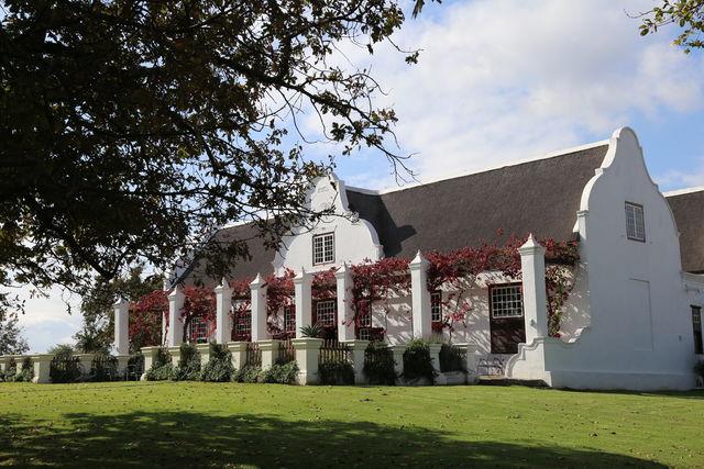 rondreis Zuid-Afrika Stellenbosch Simonsig