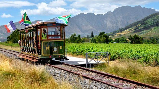 Rondreis Zuid-Afrika Franschhoek
