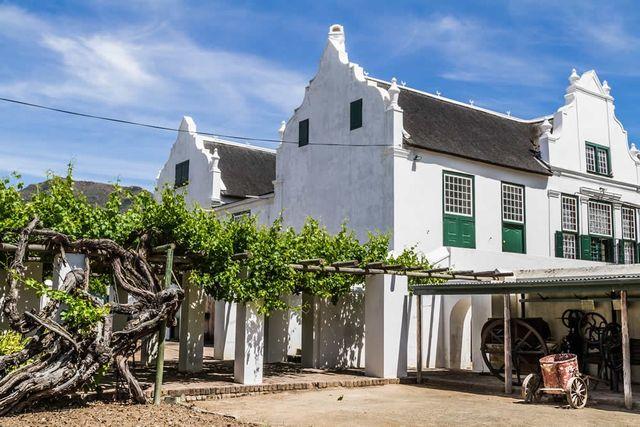 Rondreis Zuid-Afrika Graaff-Reinet monument