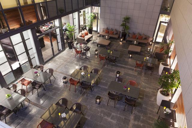 Molina Lario Malaga restaurant