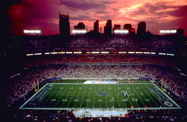 Nissan Stadium Tennessee Titans Nashville
