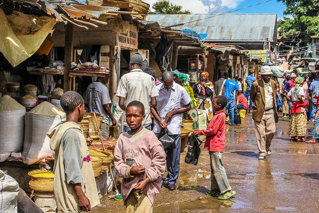 Rondreis Tanzania Arusha