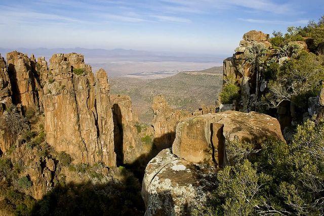 Rondreis Zuid-Afrika Graaff-Reinet Valley of Desolation