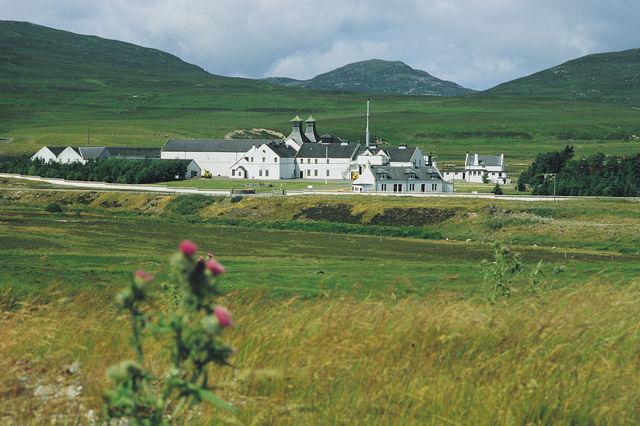 Dalwhinnie Distilleerderij Schotland