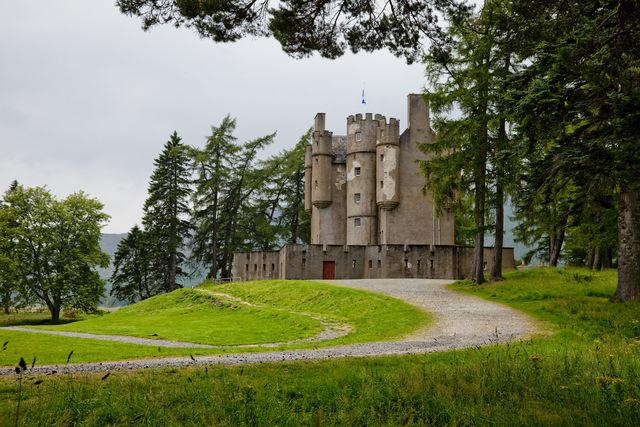 Kasteel Breamar Aberdeenshire Schotland
