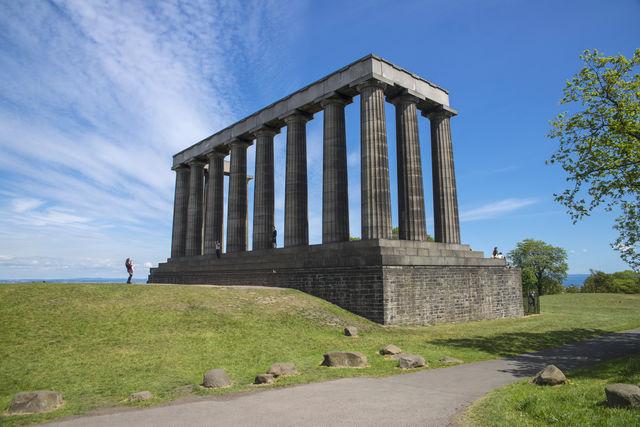 Tempel Edinburgh Schotland