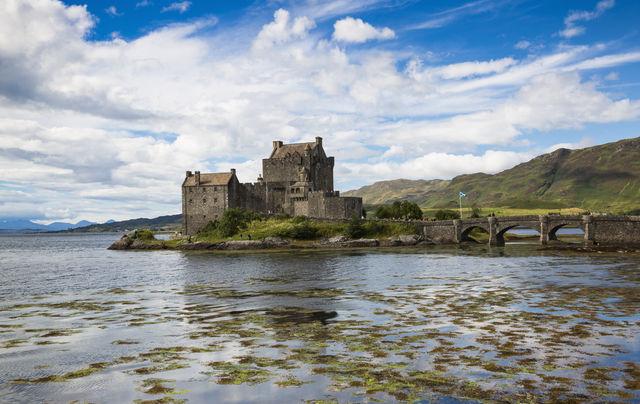 Kasteel Meer Schotland
