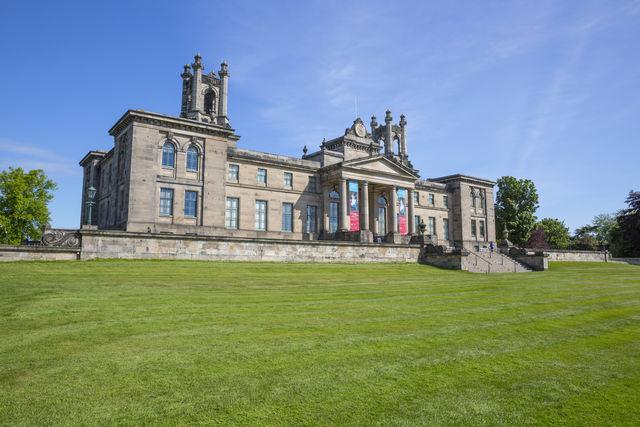 Herenhuis Edinburgh Schotland